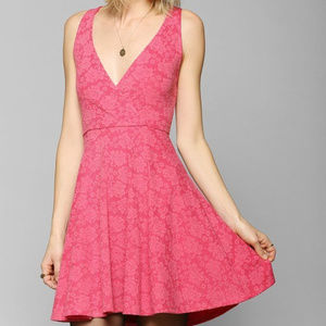 Urban Outfitters Pins & Needles stretch lace dress